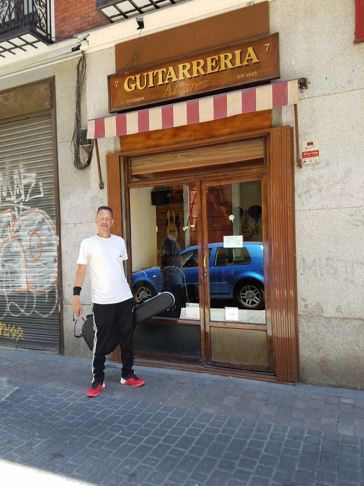 Madrid, Spain 2016