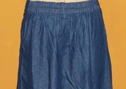 Rok Jeans Big Size