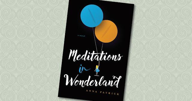 Meditations in Wonderland Anna Patrick Cover