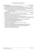 Barem de evaluare si notare rezerva istorie bacalaureat 2012
