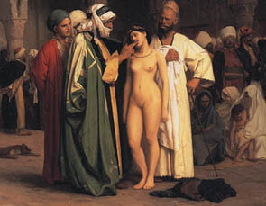 Historical sexual slavery in Islam