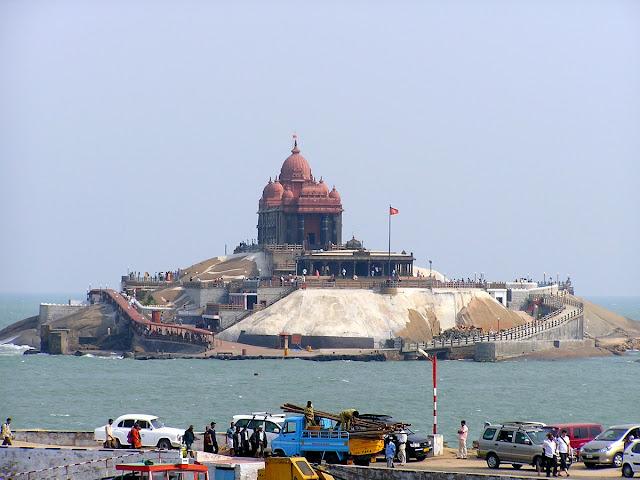 Каньякумари самая южная точка Индии