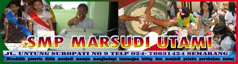SMP Marsudi Utami Semarang