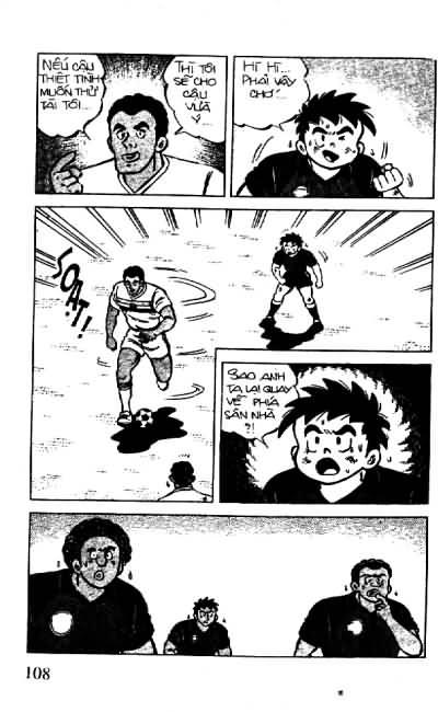 Jindodinho - Đường Dẫn Đến Khung Thành III  Tập 24 page 108 Congtruyen24h