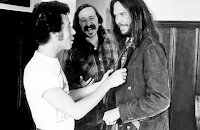 David Geffen, Elliot Roberts, Neil Young