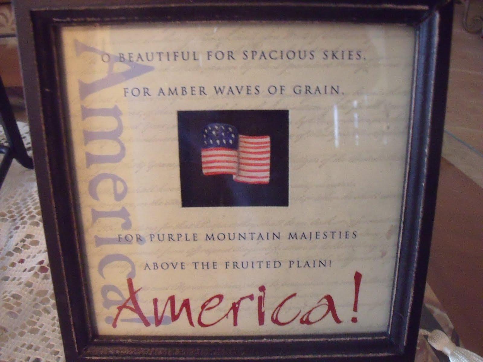 Patriotic decorations patriotic ornaments party for Americana bathroom ideas