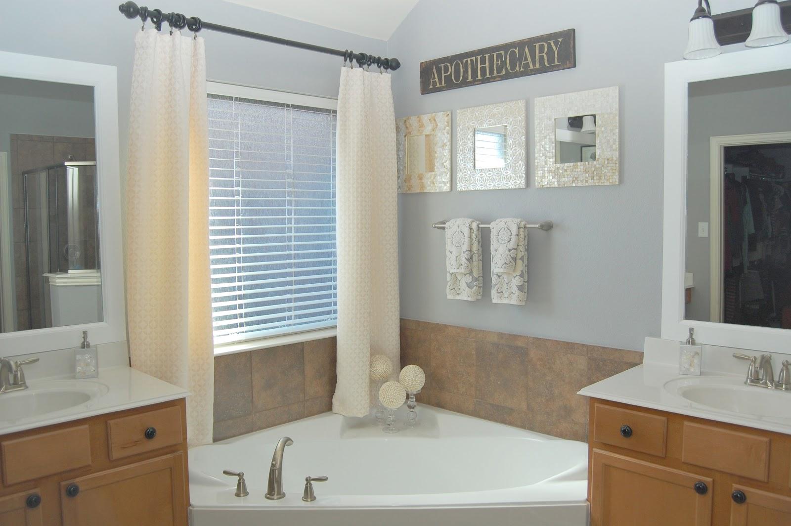 Style With Wisdom Master Bath Upgrade