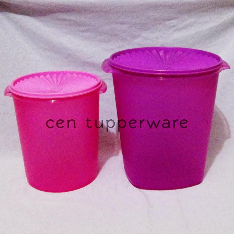 cen tupperware: MAXI CANISTER SET