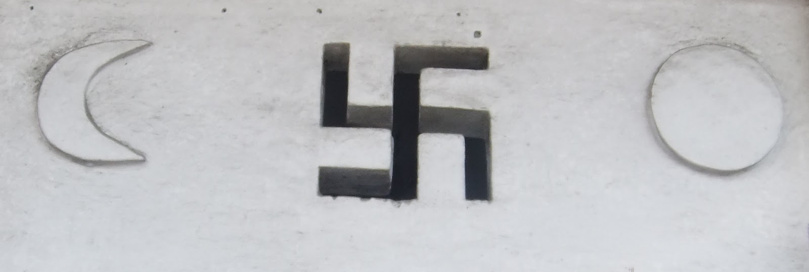 Out of phase december 2015 often the swastika is used as an overtly astronomical symbol as here where is stands apart from the sun and moon it is clearly not a solar symbol here buycottarizona