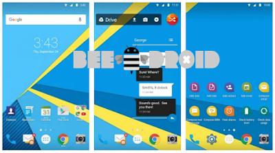 Blackberry Launcher For All Android Apk