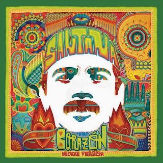 Santana – Corazón [Deluxe Version] (2014)   Santana_Coraz_n_Deluxe_Edition_Capa