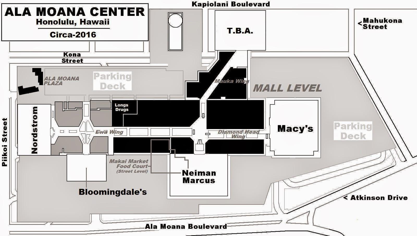 Moana Fashion Square Mall