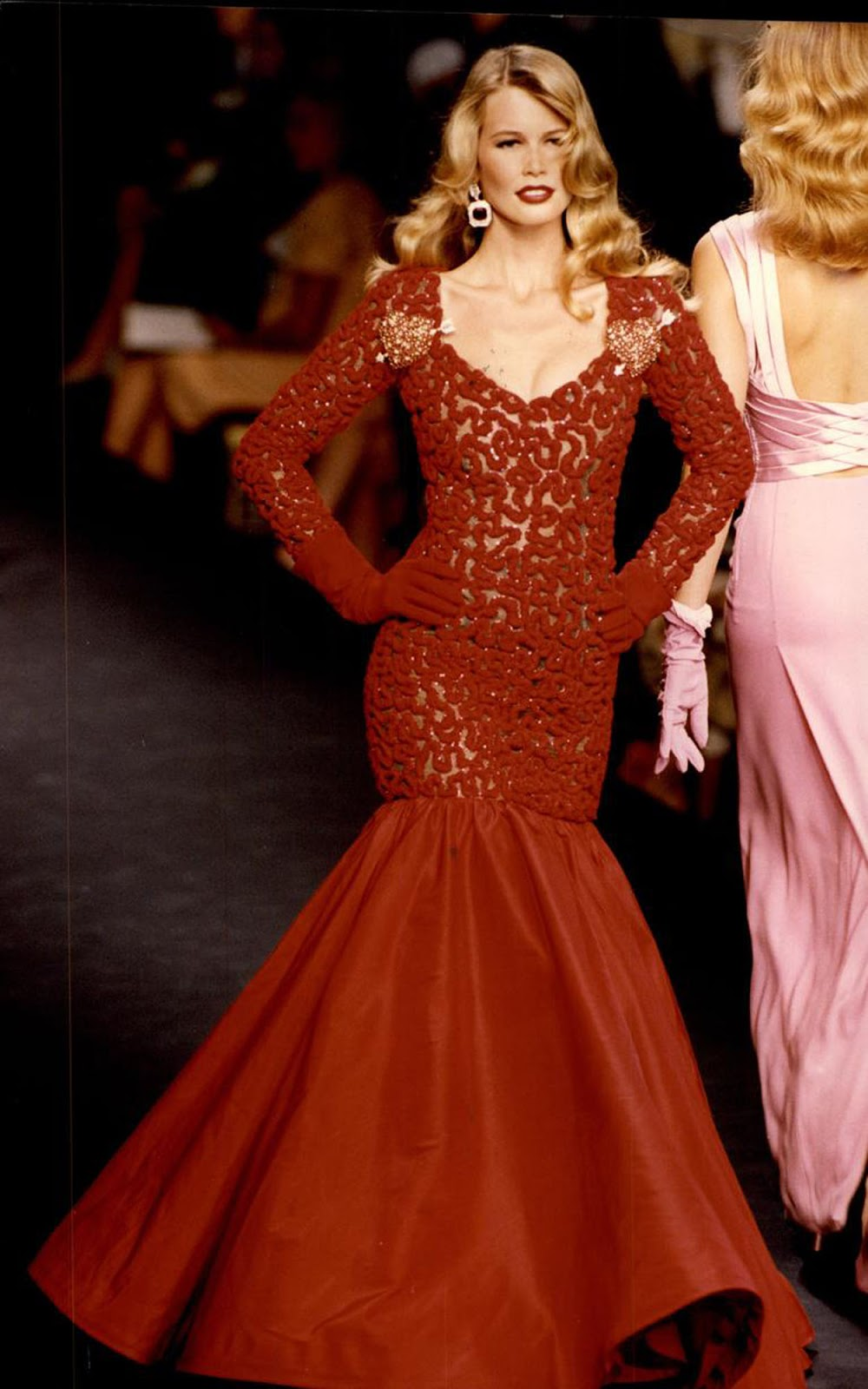 Eniwhere Fashion - Top Models 90's - Claudia Schiffer