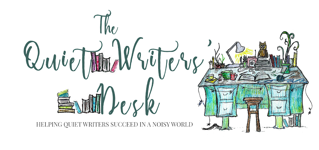 The Quiet Writers' Desk