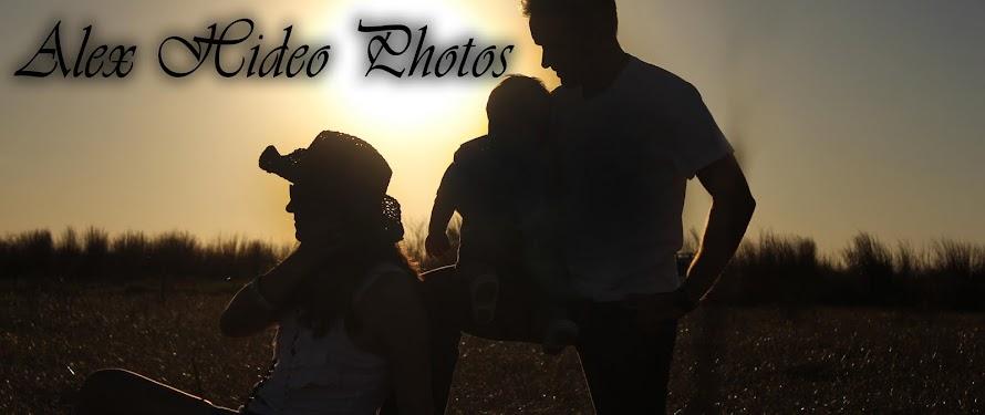 Alex Hideo Photos