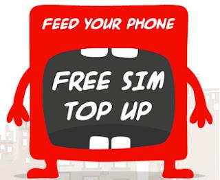 tune - FREEBIES - FREE TUNE TALK SIM CARD