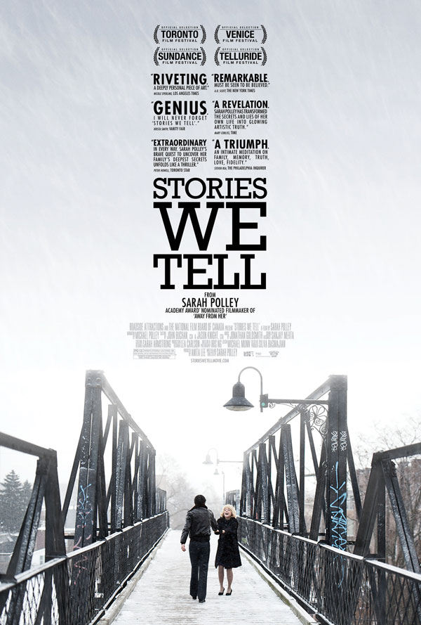 Ver Stories We Tell (2012) Online