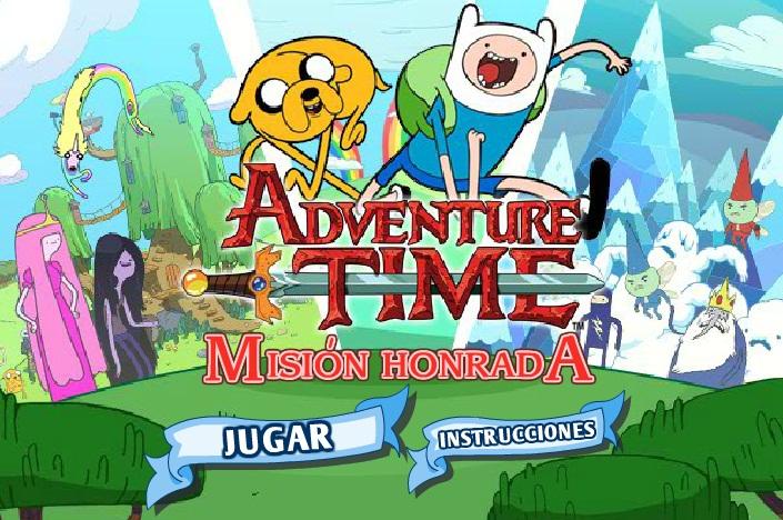juego aventura mision: