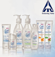 Free Vivel body lotion sample
