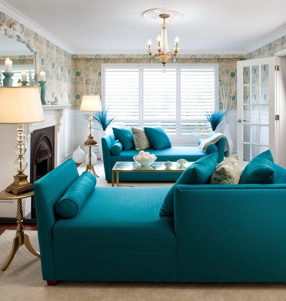 Cómo Decorar una Sala con mucho color