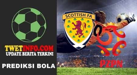 Prediksi Skotlandia vs Polandia