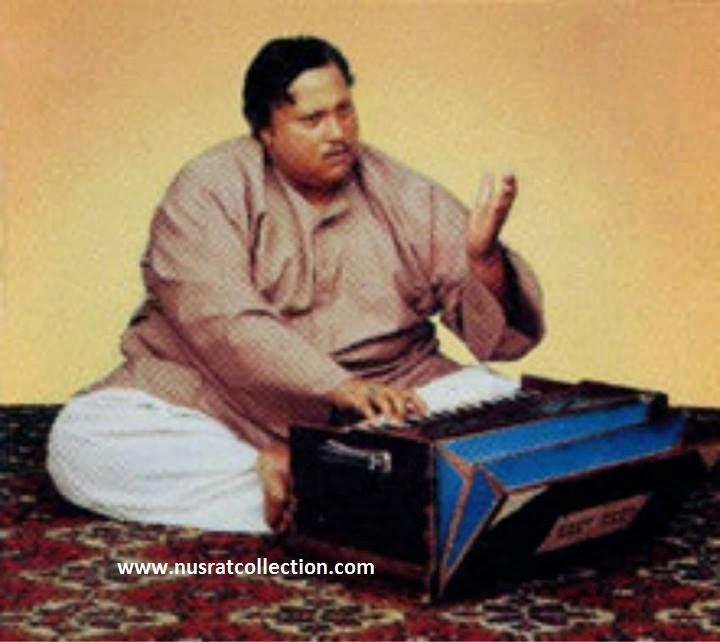 Nusrat Fateh Ali Khan Ghazals Free mp3 download