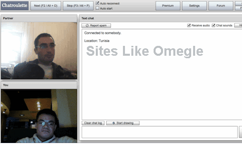 Most Popular 10 Sites Like Omegle