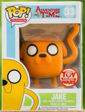 Funko Pop! Jake Flocked