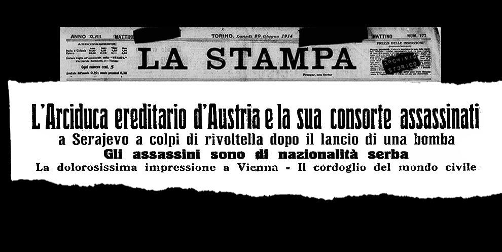 http://www.lastampa.it/2014/06/27/medialab/digital-history/2014/anni-fa-gli-spari-che-cambiarono-la-storia-lM4rW1OTP0P2xcXL90JKFK/pagina.html