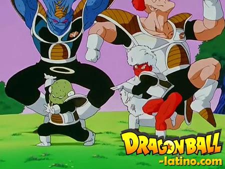 Dragon Ball Z capitulo 92