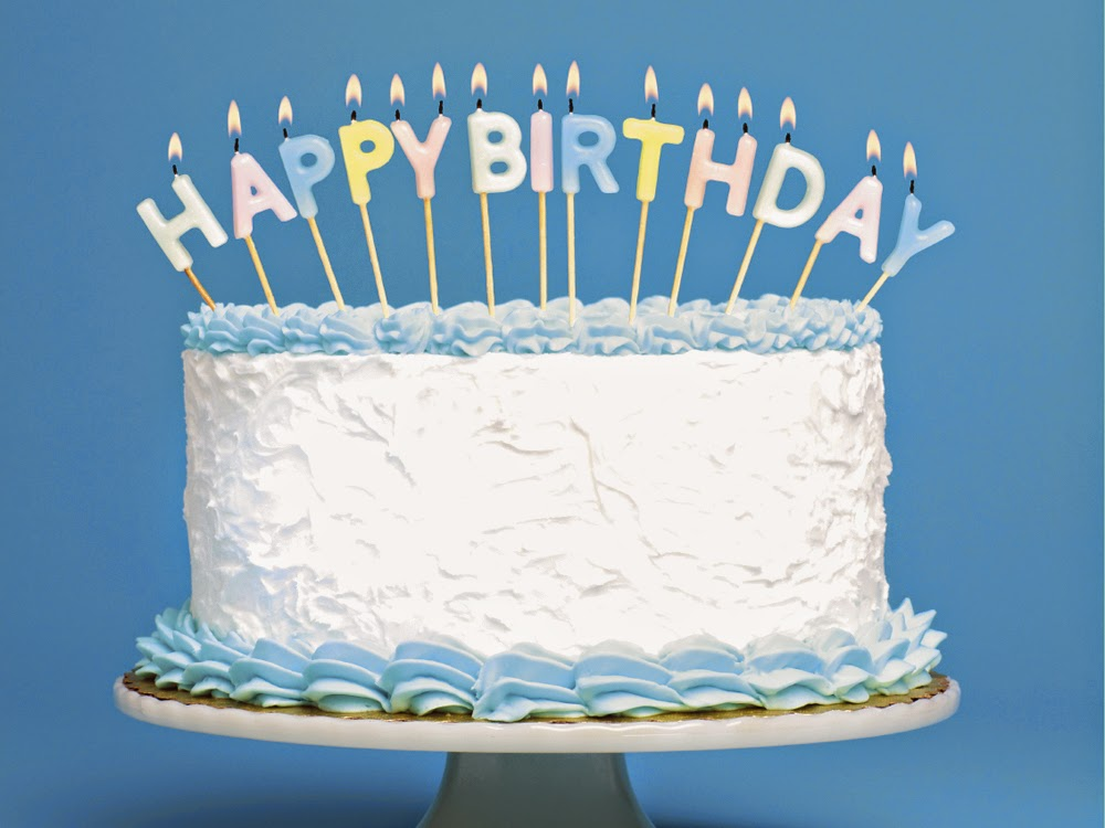 Birthday Wishes On Cake