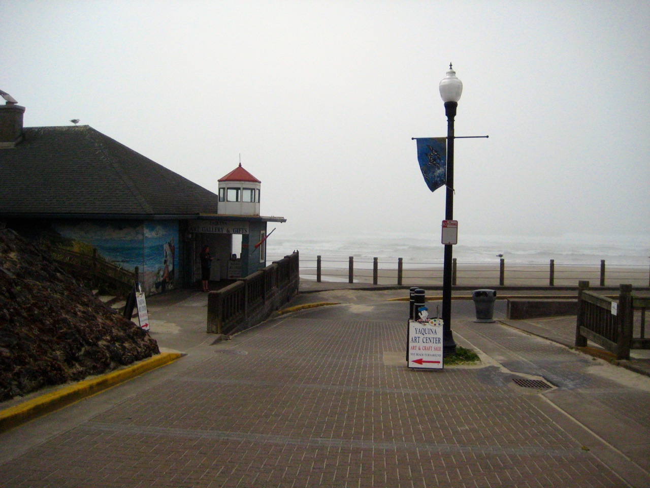 How Far Is South Beach State Park From Newport Oregon