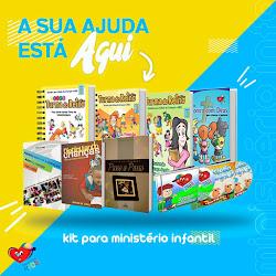 Kit Digital Ministério Infantil