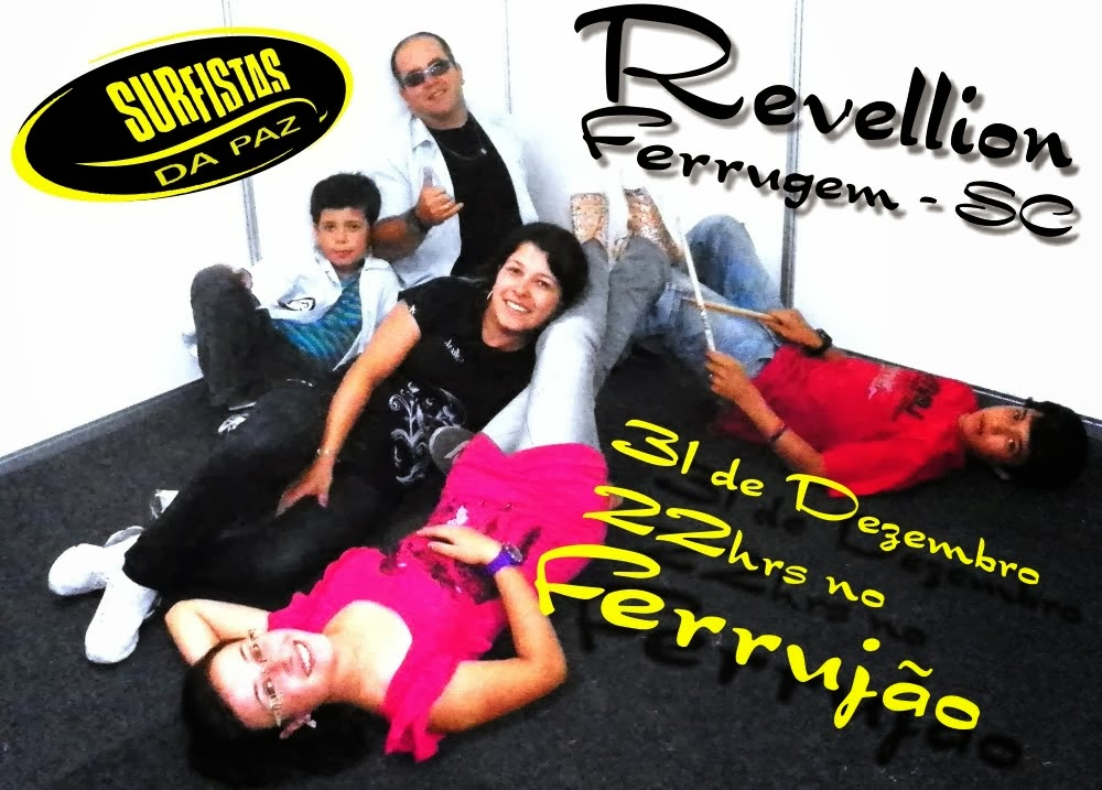 SURFISTAS DA PAZ - REVELLION FERRUGEM - SC