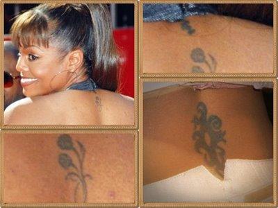 tattoo rea reo celebrity tattoos janet jackson