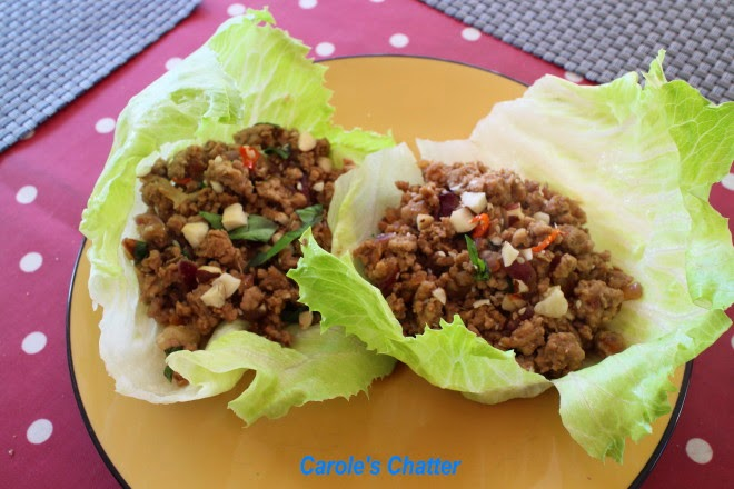 Pork Larb by Carole's Chatter