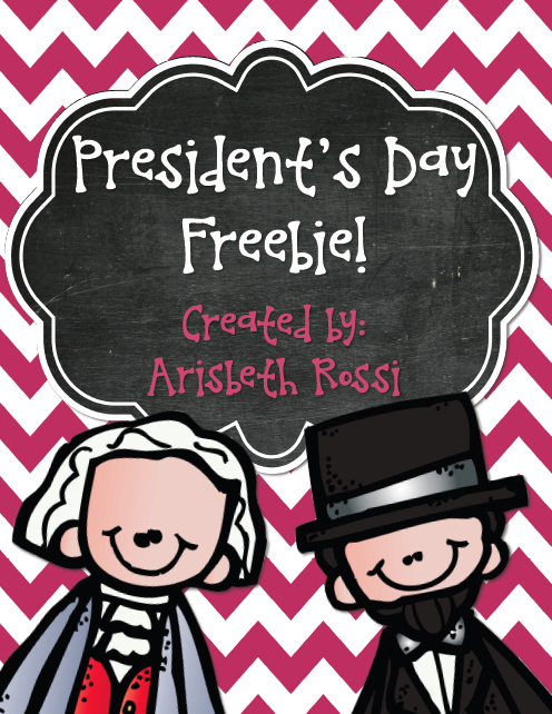 http://www.teacherspayteachers.com/Product/Fun-Presidents-Day-Activities-552582