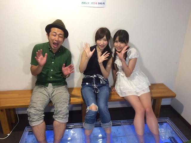 Amatsuka Moe 天使もえ, Sakura Yura さくらゆら Twitter Photos 08