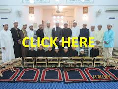 Majlis Khatam Al-Quran & Penyampaian Cenderahati kepada Peserta Tadarus dan Petugas