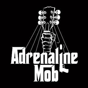 #6 Adrenaline Mob Wallpaper