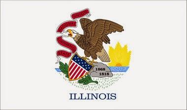 http://www.statesymbolsusa.org/Illinois/stateFLAG.html