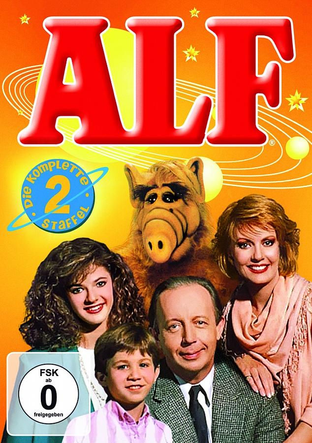 ALF | DVDRip | Season 02 | Dual Lat-Eng