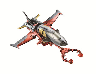 Hasbro Transformers Prime Beast Hunters - Starscream