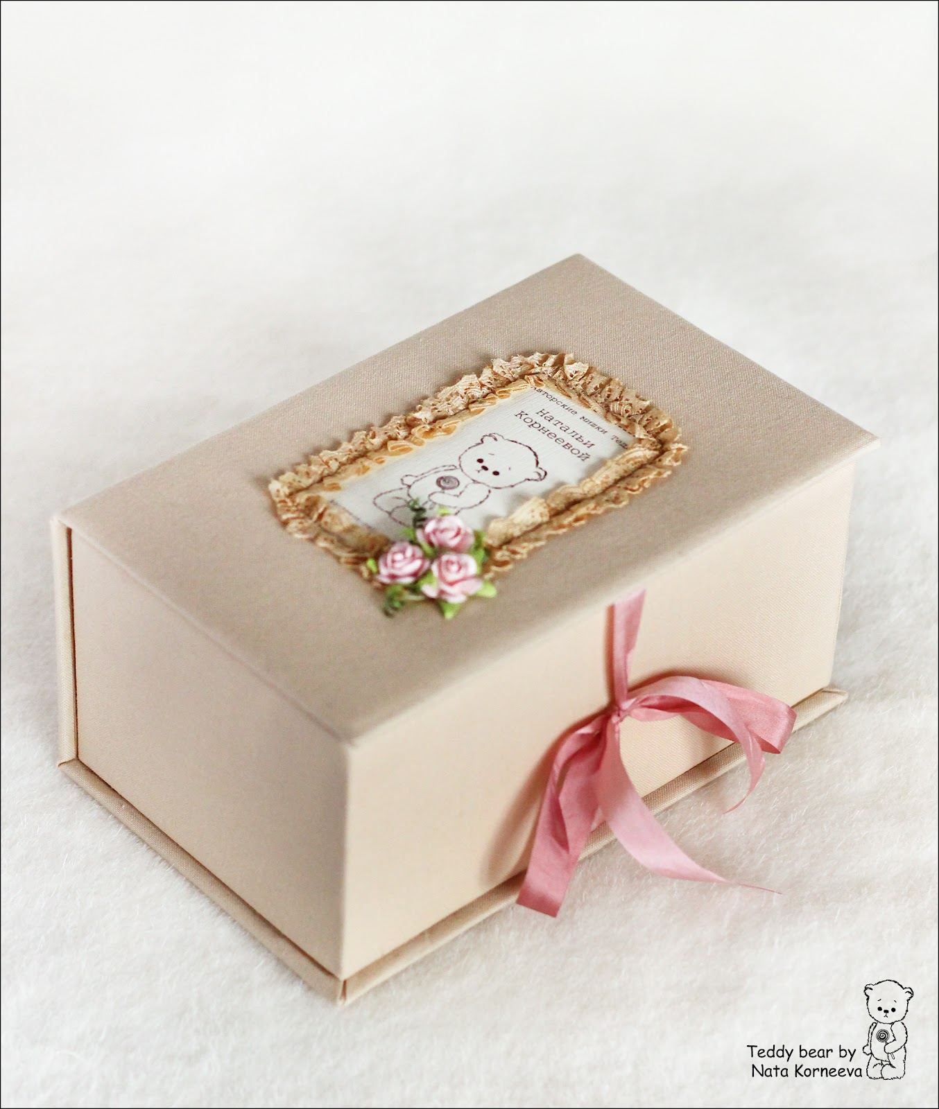Шкатулка из коробки своими руками дизайн