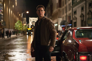 tom cruise, one shot movie, jack reacher movie, tom cruise is short, cool car, tough guy actors