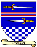 Coat of Arms Uffariel Bettellyn Alphatia
