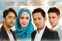 lirik lagu chord kunci gitar Ost Cinta Dilangit Taj Mahal - Evan Sander Feat Pia Fellini Uthopia