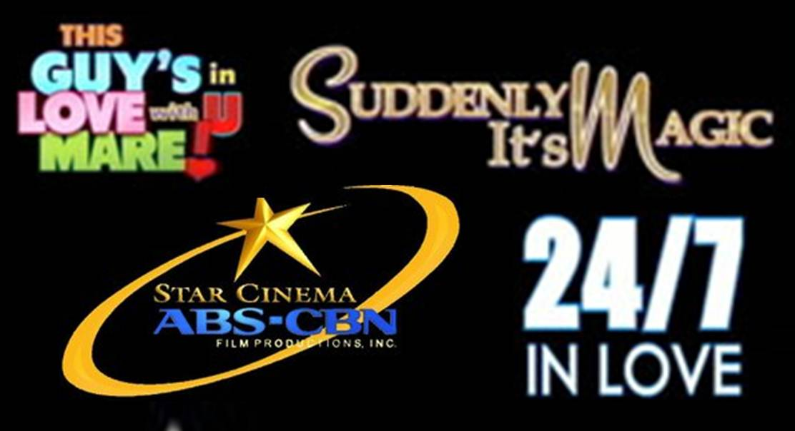 List of films produced and released by Star Cinema