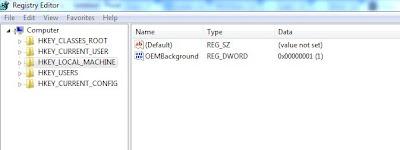 Change Login Screen Background on Windows 7