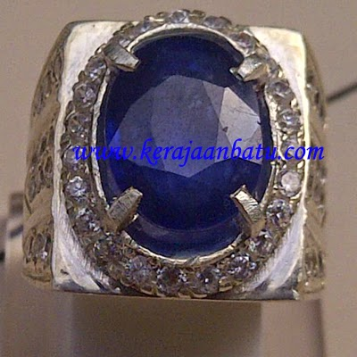 BLUE SAPPHIRE CORUNDUM KODE P 984